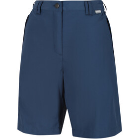Regatta Chaska II Shorts Dames, dark denim